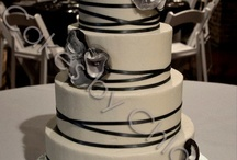 The Cake! / Your wedding cake is the centerpiece of your reception room. These ideas will ensure this cake will be one to remember!