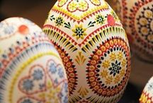 Decorative Egg Painting