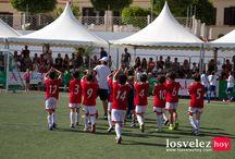 Deportes Los Velez / Deportes en la comarca de Los Velez