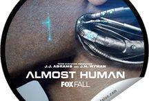 Almost Human / by Steffie Doll