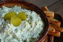 Recipes: Appetizers & Dips