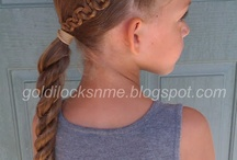 Hair :) / by Erin Schrijvers