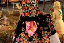 Mexican Traditional Garments / Mexican Traditional Garments