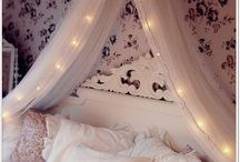 Girly rooms / Lush bedrooms