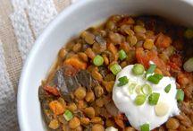Slow Cooker / crockpot recipes