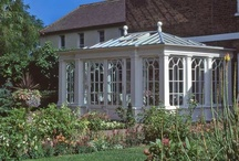 Conservatories & Orangeries By Vale / A selection of stunning conservatories and orangeries from Vale Garden Houses. Each conservatory is individually designed and manufactured by Vale Garden Houses.