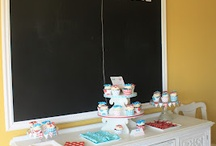 Birthday/Baby shower ideas / by Candace Armstrong