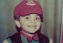 cricketers childhood photos