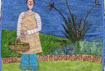 Linda Miller embroiderer