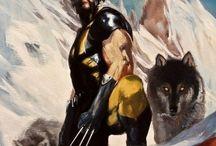 Logan Lektor / Tablica poświęcona jest filmowi Logan.