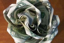 Geld vouwen