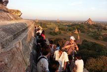 Bagan city Myanmar / Trip of a Lifetime to Historic Bagan city in Myanmar