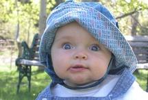 blue eyes ♥♥♥ / J ai les yeux bleus et ma belle petite-fille de tres beaux yeux bleus, ca me touche :) - take every pin you like,  but please be reasonabable... :) / by Carole Grant