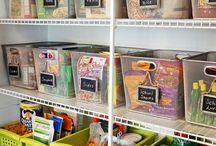 Kitchen/Pantry Storage