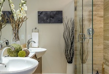 MODERN | BATHROOMS / Bringing together functionality, organization, and style in your bathroom
