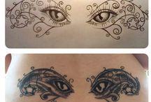 Mine tatoveringer