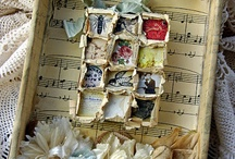 Altered Boxes / by Micki Harper