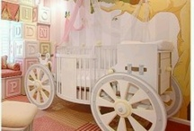 Little Girl & Boy Rooms/Nurseries / by Erica