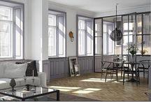 Interiors - Classical