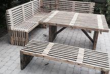 Tralle-havemøbler