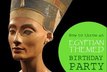 Celebrate: Ancient Egypt Party