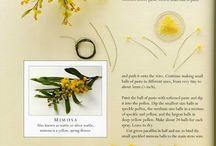Sugar flower, figure tutorials