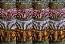 Crochet/Tops/Jackets