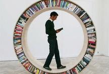 Bookshelves for book lovers <3