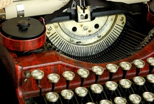 Typewriters and old things