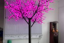 Pink Christmas Lights for Great Decorating Ideas