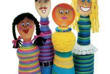 z plastikowych butelek_zabawki