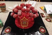 Fireman Birthday Party / Fireman Firefighter Firetruck Birthday Party for Kids