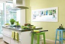 Kleuren voor woonkamer