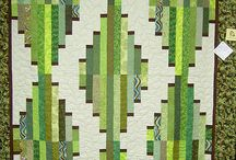 quilts-green