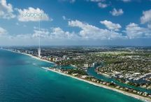 New Construction in Pompano Beach / Pompano Beach luxury waterfront homes and new pre- construction condos by the beach