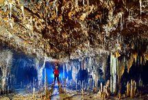 Pesteri -Caves