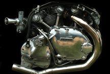 veteraani moottorit
