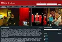 Meus Blogs e Sites / blogs e sites de Milene Cristina