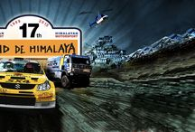 Raid de Himalaya / Rally Raid-De-Himalaya - the mecca of rallying in Asia for the die hard competitor, is back with its 17th edition. The world's highest Rally Raid, is an extreme endurance event of marathon proportions. The Raid has been on FIA and FIM calendars for the 16th consecutive year. The rally is open to 4x4's, Trucks, Motos and Quadbikes. The terrain crossed is epic Himalaya! Finishing the Raid in itself is an unbelievable victory as rallying at 6000 mtrs is unheard of !! Entry is subject to approval.
