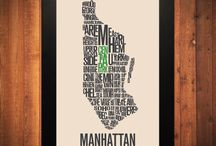 TYPOGRAFI Manhattan