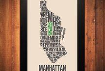 TYPOGRAFI Manhattan