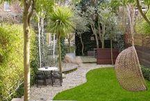 Kleine tuin / Ontwerp kleine tuin inspiratie