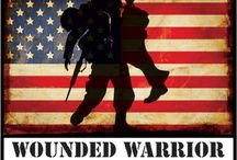 Wounded Warrior Project / by Heather Martin