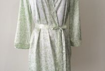 GREEN FOREST ROBE