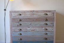 Chest of Drawers / Chest of drawers, chest of draws, wooden chest of drawers, upcycled, recycled, reclaimed wood, furniture, how to make a chest of drawers, chest of drawer designs.