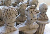 Inspiration clay for kids