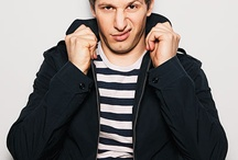 Andy Samberg / Another new obsession. :)