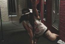 Pole Fitness & Inspo