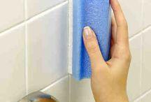 limpieza de baños