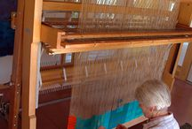 Weaving and spinning